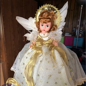 Madame Alexander tree topper angel